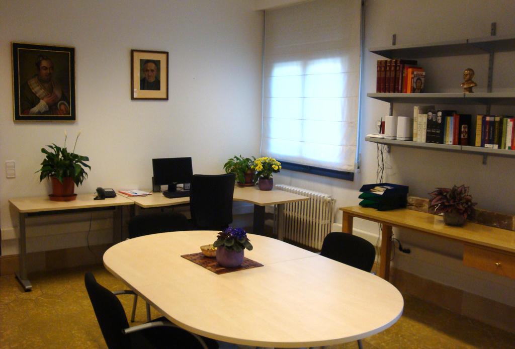 """Room """"Venerable P. Jaume Clotet, CMF"""""""