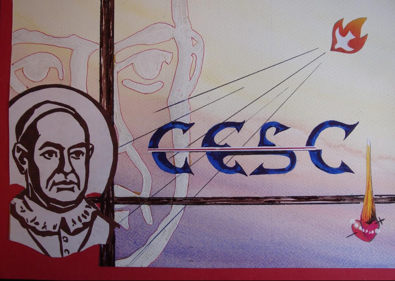 Dibujo elaborado por el P. Antoni Vilarrubias, cmf.