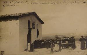Celebración del Primer Centenario de su nacimiento. Inauguración de una lápida conmemorativa.