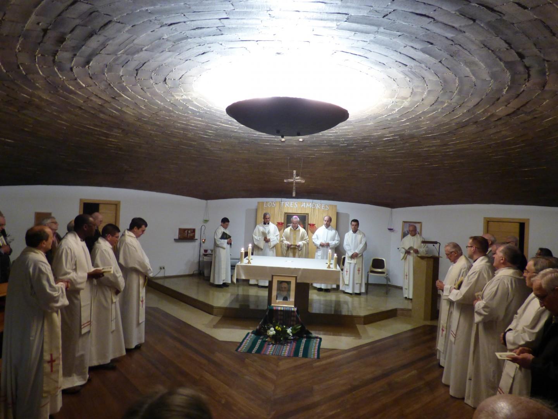Concelebración con el Obispo